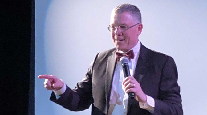 Chris Ullman, Keynote Speaker